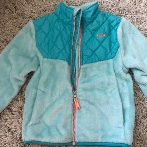 Other - GIRLS SIZE 4 FURRY JACKET